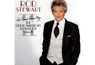 Rod Stewart - As Time Goes By - The Great American Songbook Vol. 2 (CD)