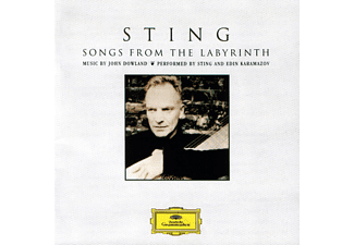 Sting & Edin Karamazov - Songs From The Labyrinth (CD)