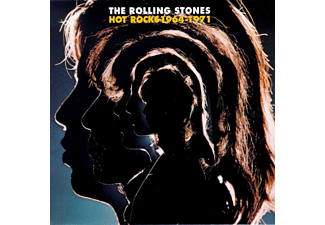 The Rolling Stones - Hot Rocks (1964 - 1971) (Vinyl LP (nagylemez))