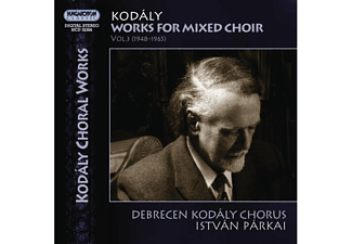 Debreceni Kodály Kórus - Works For Mixed Choir Vol.3 (CD)