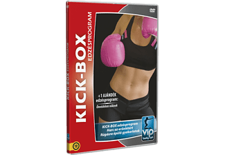 Kick-box edzésprogram (DVD)