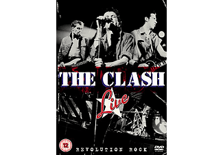 The Clash - Live - Revolution Rock (DVD)
