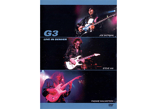 G3 - Live In Denver (DVD)