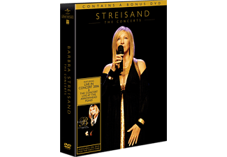 Barbra Streisand - The Concerts (DVD)