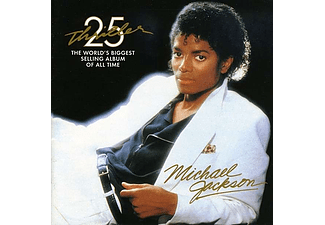 Michael Jackson - Thriller - 25th Anniversary Edition (CD)