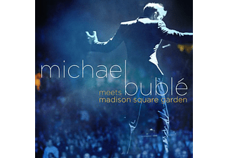 Michael Bublé - Michael Bublé Meets Madison Square Garden (CD + DVD)