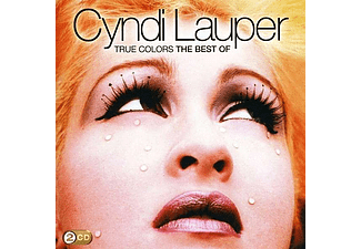 Cyndi Lauper - True Colors - The Best Of Cyndi Lauper (CD)