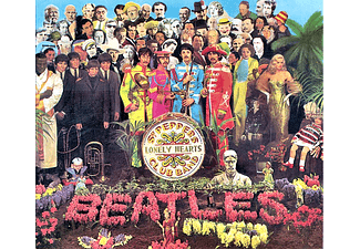 The Beatles - Sgt.Pepper's Lonely Hearts Club Band (CD)
