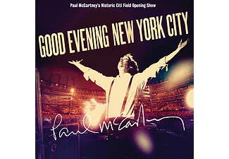 Paul McCartney - Good Evening New York City (CD + DVD)