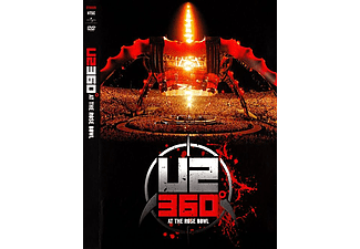 U2 - 360° At The Rose Bowl (DVD)
