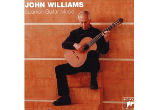 John Williams - Spanish Guitar Music (CD)