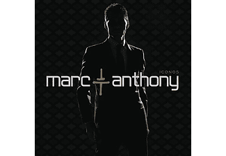Marc Anthony - Iconos (CD)