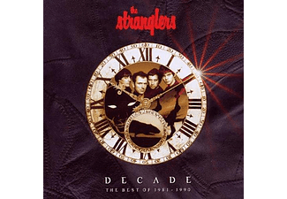 The Stranglers - Decade - Best Of 1981 - 1990 (CD)