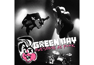 Green Day - Awesome As Fuck (CD + Blu-ray)