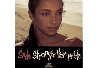 Sade - Stronger Than Pride (CD)
