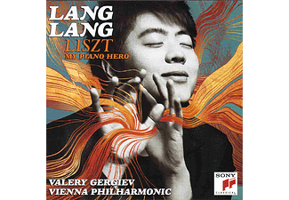 Lang Lang - My Piano Hero (CD)