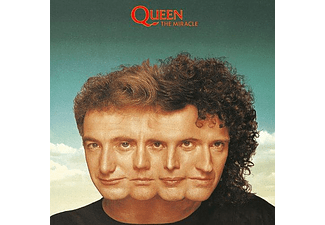 Queen - The Miracle (2011 Remastered) (CD)