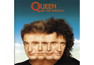 Queen - The Miracle (2011 Remastered) Deluxe Version (CD)