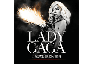 Lady Gaga - The Monster Ball Tour At Madison Square Garden (Blu-ray)