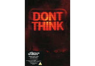 The Chemical Brothers - Don't Think - Live In Japan (DVD + CD)