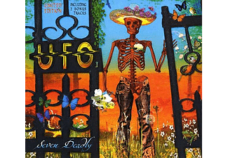 UFO - Seven Deadly - Limited Edition (CD)