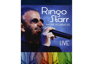Ringo Starr - Ringo Starr And The Roundheads - Live (Blu-ray)