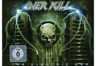 Overkill - The Electric Age (CD + DVD)