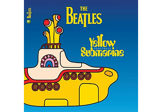 The Beatles - Yellow Submarine Songtrack (CD)