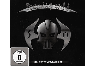 Running Wild - Shadowmaker (CD + DVD)