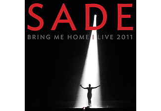 Sade - Bring Me Home - Live 2011 (CD + DVD)