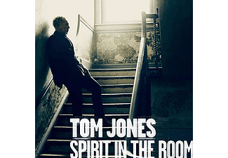 Tom Jones - Spirit In The Room (CD)