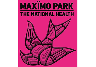 Maximo Park - The National Health (CD)