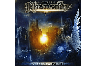 Luca's Rhapsody Turilli - Ascending To Infinity (CD)
