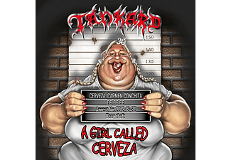 Tankard - A Girl Called Cerveza (CD + DVD)