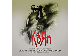 Korn - Live At The Hollywood Palladium (CD + DVD)
