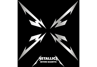 Metallica - Beyond Magnetic (Maxi CD)