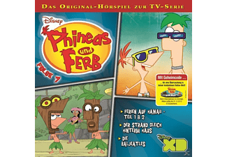 WARNER MUSIC GROUP GERMANY Phineas und Ferb 07: Ferien auf Hawaii u.a.