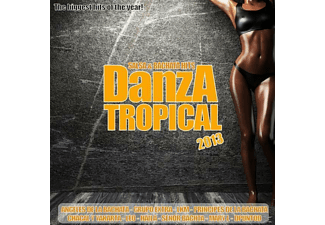 VARIOUS - Danza Tropical 2013 - (CD)