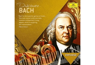 VARIOUS - Discover Bach - (CD)