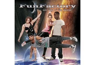 Fun Factory - On Top Of The World - (Maxi Single CD)