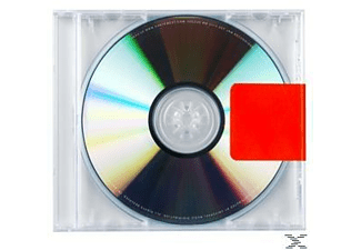 Kanye West YEEZUS HipHop CD