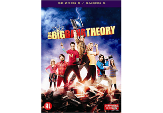 The Big Bang Theory - Seizoen 5 | DVD