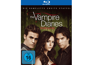 The Vampire Diaries - Staffel 2 Mystery Blu-ray