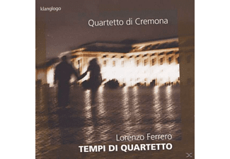 Quartetto Di Cremona - Tempi di Quartetto - (CD)