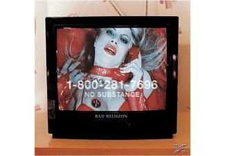 Bad Religion - No Substance [CD]