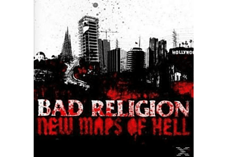 Bad Religion - New Maps Of Hell - (CD)