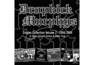 Dropkick Murphys - Singles Collection 2 1998-2004 - (CD)