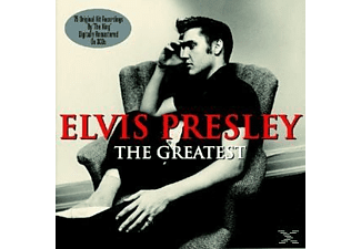 Elvis Presley - The Greatest - (CD)