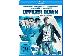 Officer Down – Dirty Copland - (Blu-ray)