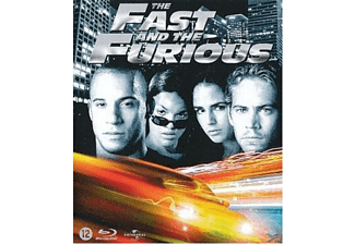 The Fast And The Furious | Blu-ray